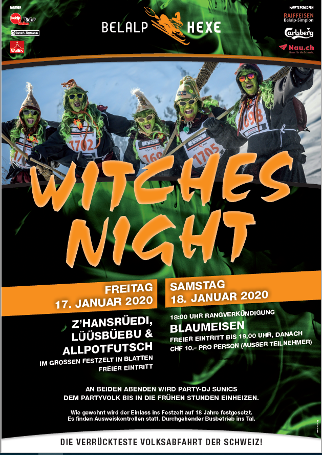 Witches Night 2020