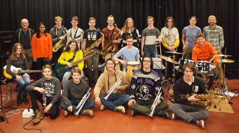 20 Jahre amo Jugend Big Band