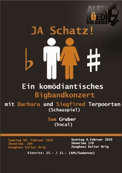 JA Schatz: Konzert Bigband