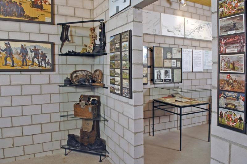 Fort Gondo Ausstellung