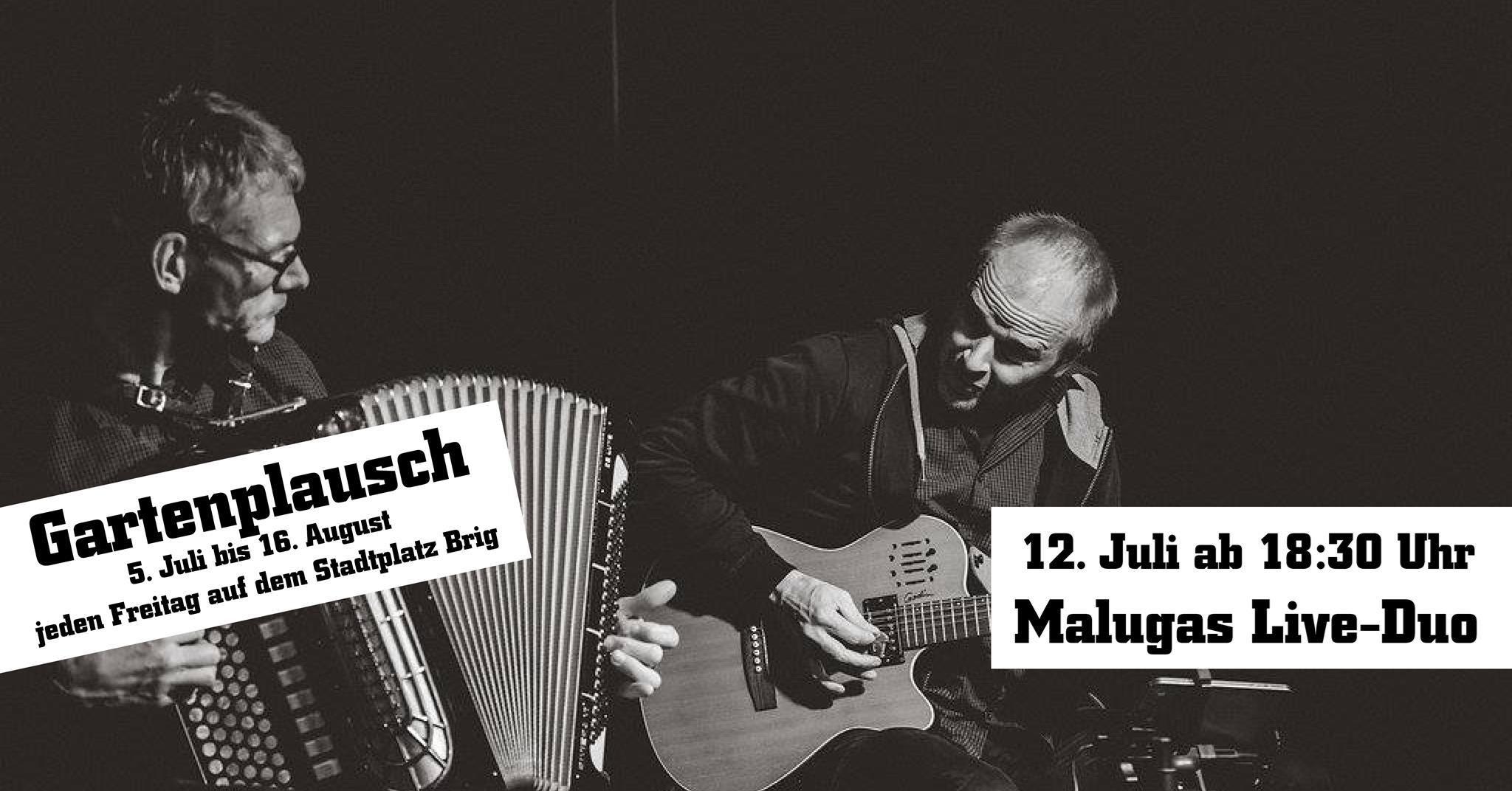Malugas Live-Duo