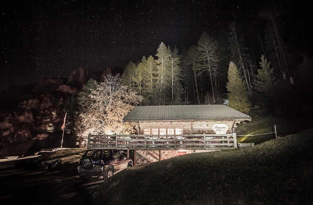 Mystische Dalaschlucht-Beleuchtung 5