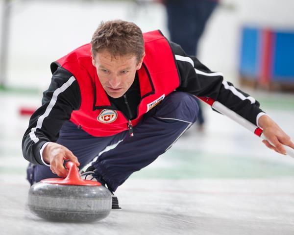 Curling Sommerturnier Leukerbad