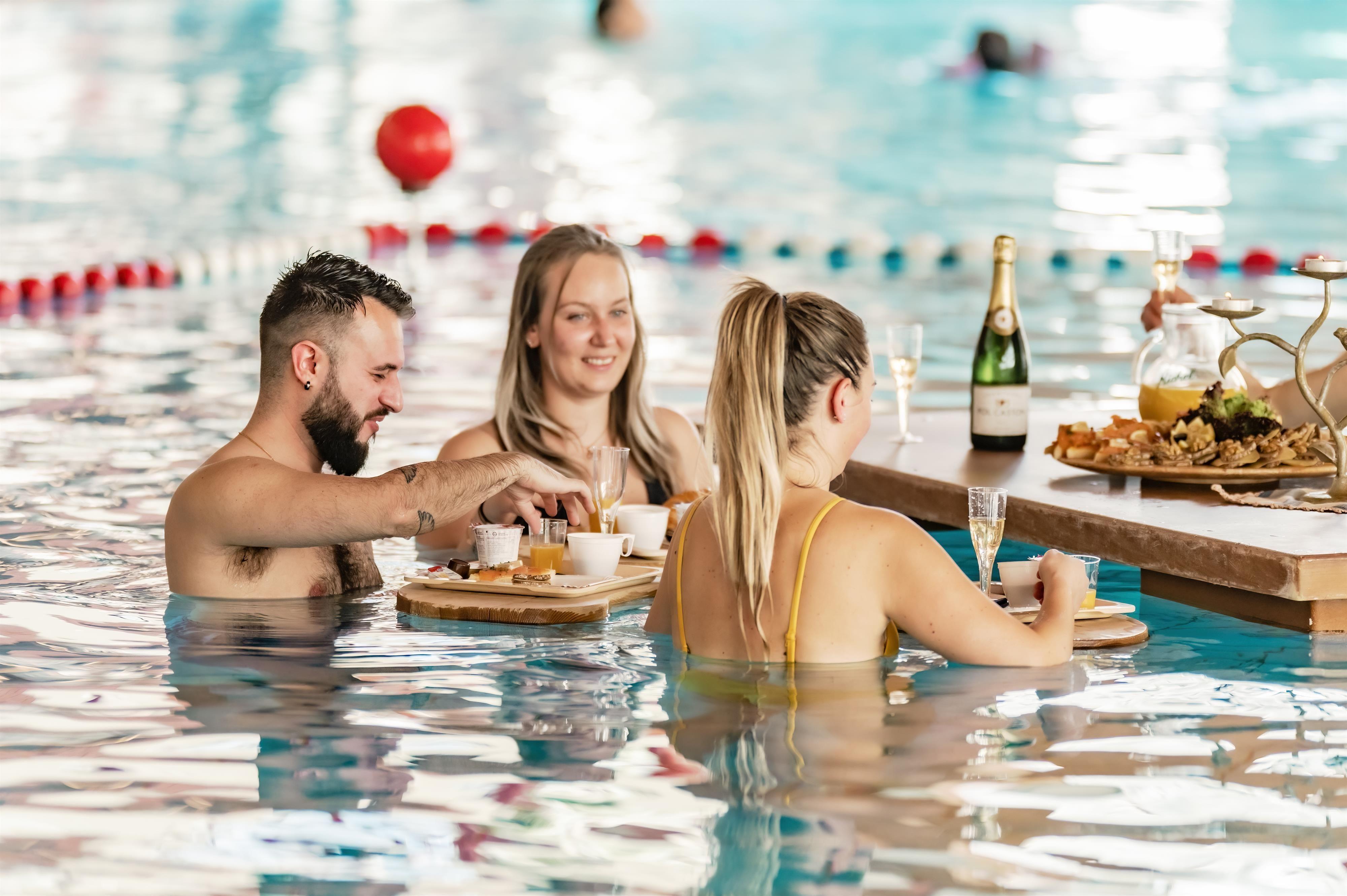 Champagner-Frühstück 5