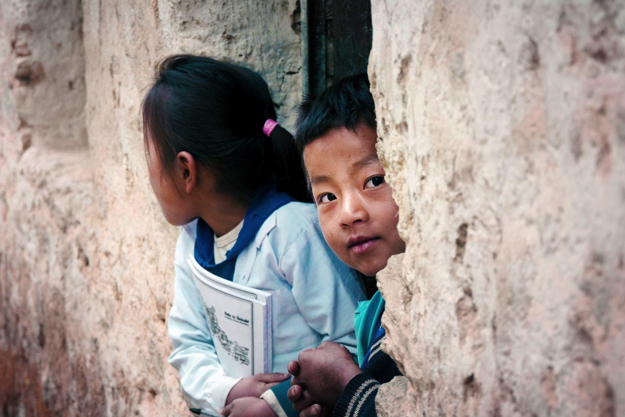 Nepal Kinder