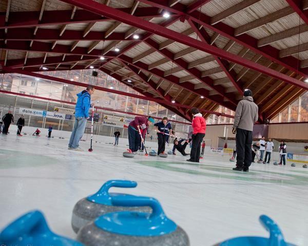 Curling Sommerturnier 4