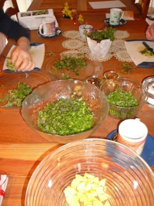 9-Kräuter-Suppe Bild1