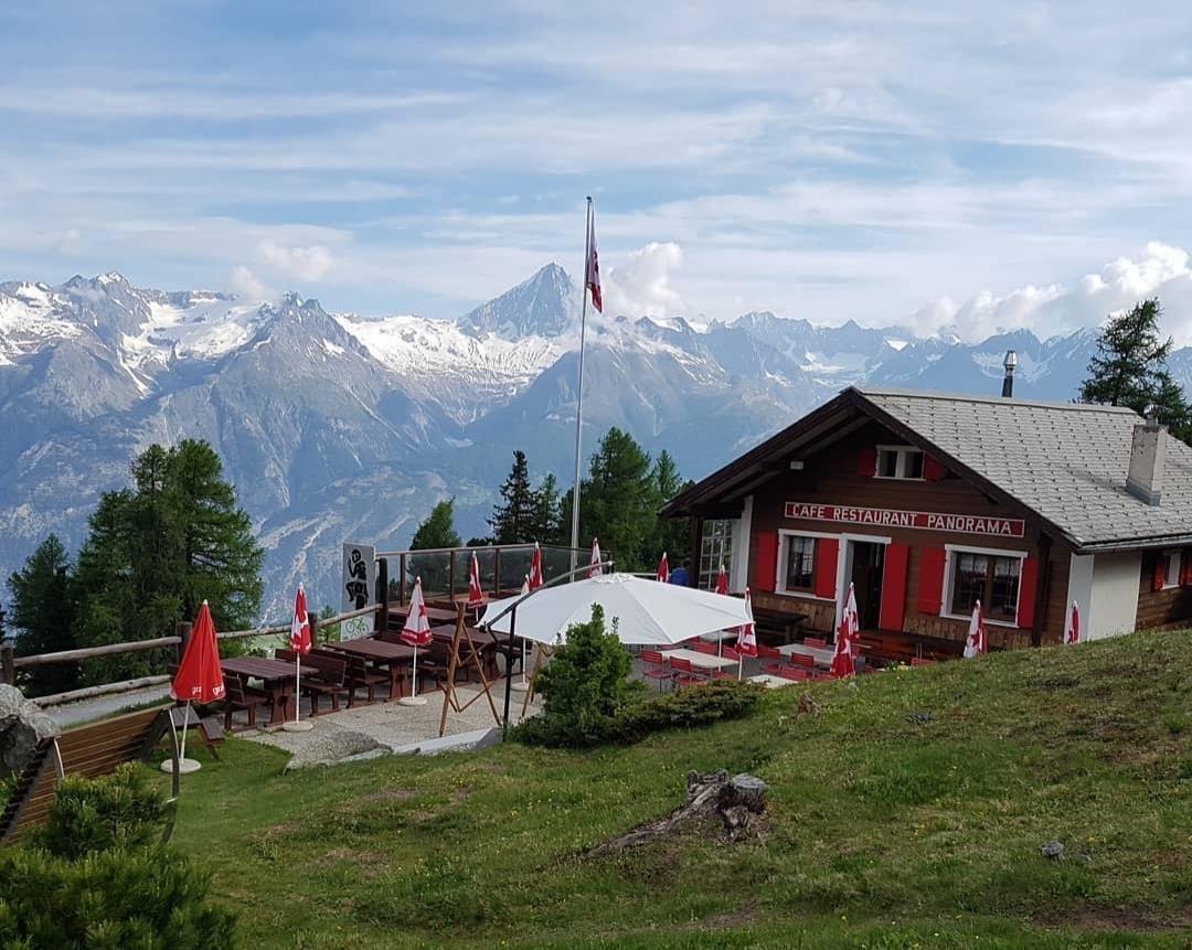 Restaurant Panorama Winter