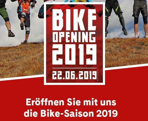 Eröffnung Bike Netz Visp - Grächen