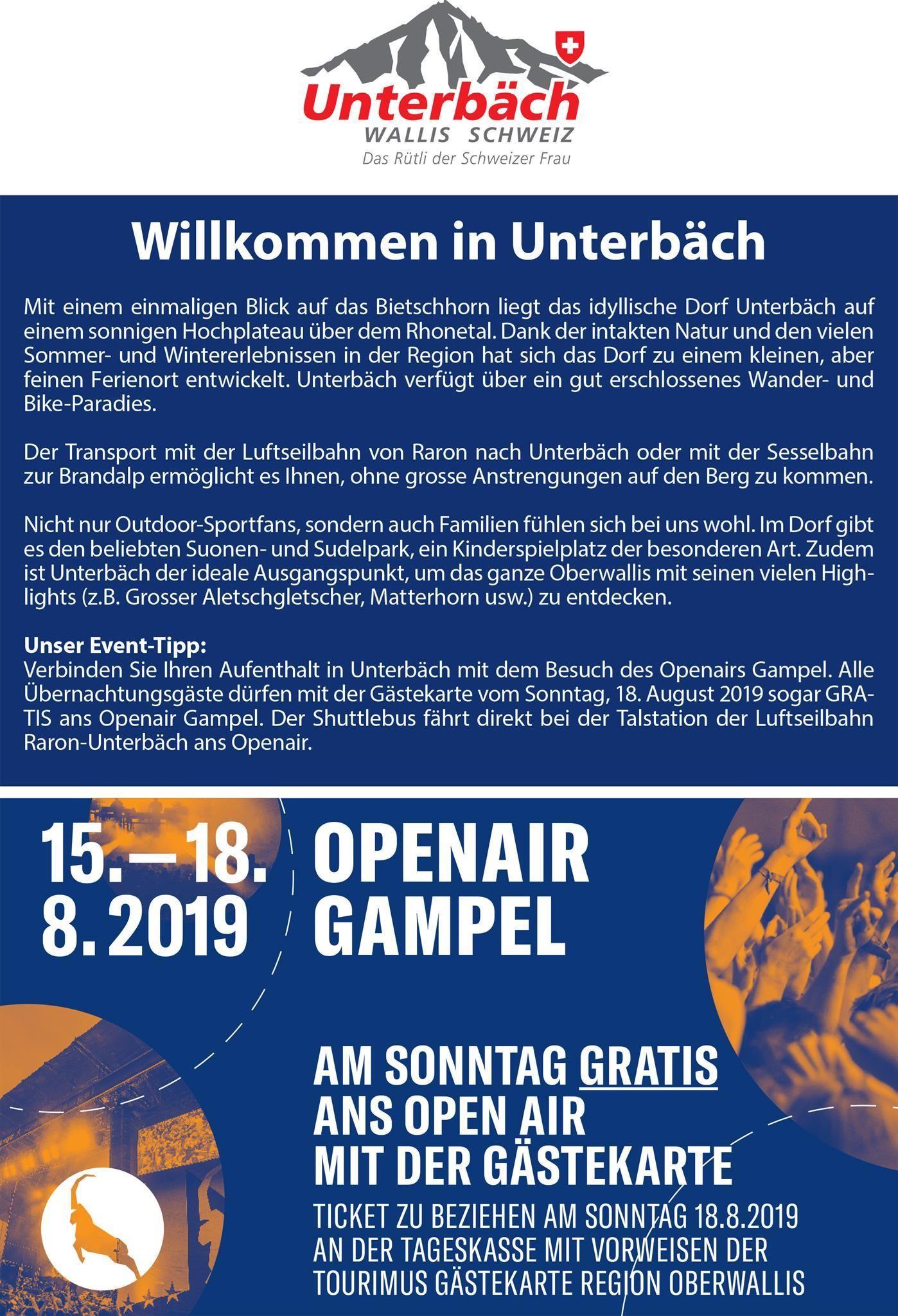 Open Air Gampel