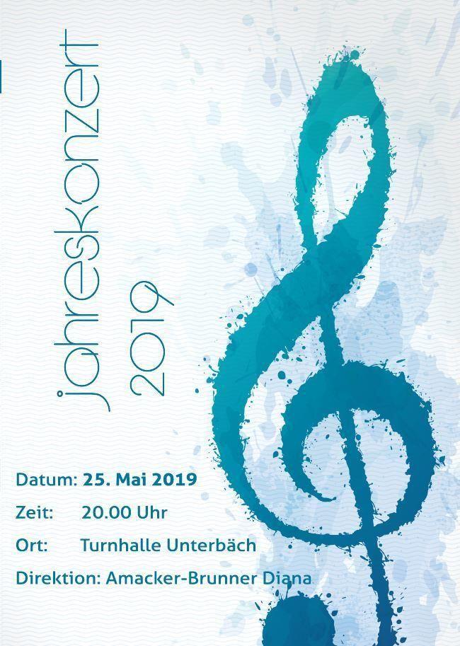 Jahreskonzert MG 2019