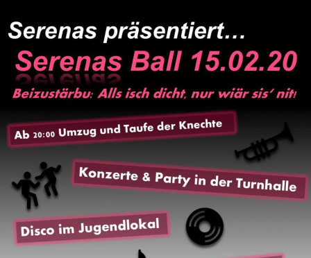 Serenas Ball