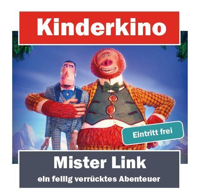 Kinderkino Mister Link