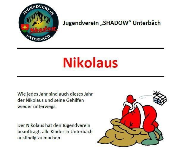Nikolaus bestellen